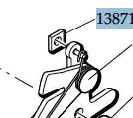 Dillon Bell Crank Cube Code 13871