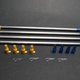 4 Small Primer Pickup Tubes Small code 20049