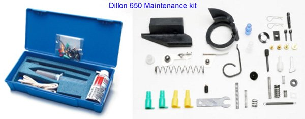 Dillon XL650 Maintenance and Spare Parts Kit 97017